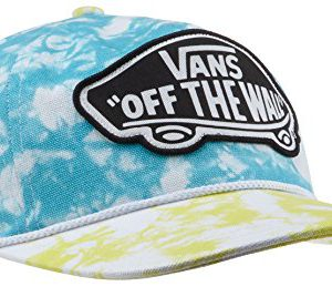 Vans  G Snap To It Trucker - Gorra de ciclismo para hombre, color Azul, talla Talla única