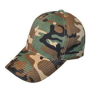 Camuflaje Gorra Ajustable (Camo Adjustable Cap)