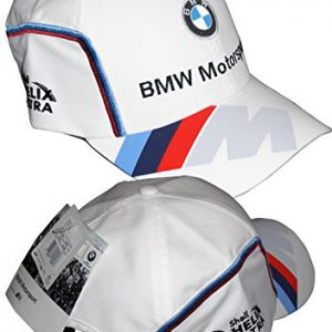 BMW Motorsport Team Cap de Puma, tapa, color blanco