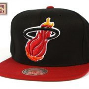 Mitchell & Ness NBA Miami Heat XL Logo Gorra