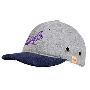 Scruffs - Gorra, color gris