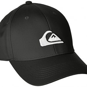 Quiksilver Decades Youth - Gorra para niño, Decades Youth B Hats, negro, talla única