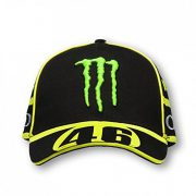 Gorra Oficial de 2016 Monster Valentino Rossi VR46 MOTO GP MOMCA218004 The Doctor
