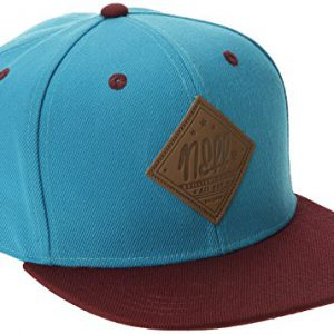 Neff All Day - Gorra de náutica para hombre, color azul, talla UK: Talla 42, Tall