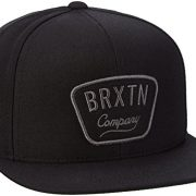 Brixton Gaston Snapback - Black Unica
