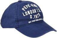 Pepe Jeans Bolaño Hat, Gorra Hombre, Azul (Sterling Blue), Talla única