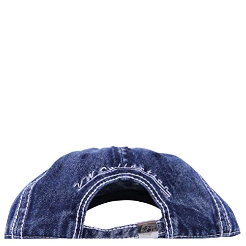 Brisa buca01 gorra VW COMBI The Ultimate Ride, Jean azul