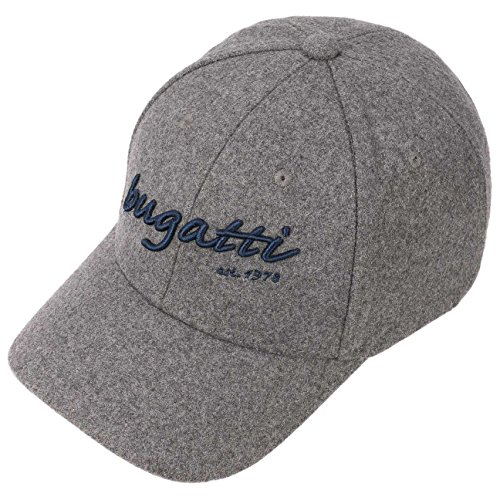 Gorra Blue Mountain Wool by bugatti gorragorra de baseball (L/XL (58-61) - gris)