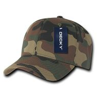 Decky Cotton Curve Bill Snap Back - Gorra de caza para hombre, color multicolor, talla n/a