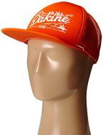 DAKINE Baseball Caps Mountain Trucker - Prenda, color naranja, talla de: one size