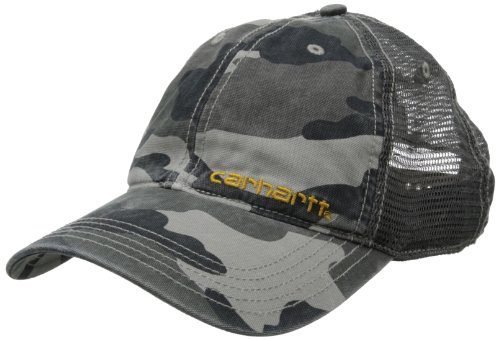 Carhartt Cap Brandt, Color:rugged gray camo;Größe:one size