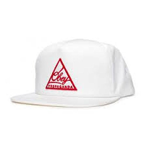 GORRA OBEY NEW FEDERATION II SNAPBACK BLANCA - Taille unique