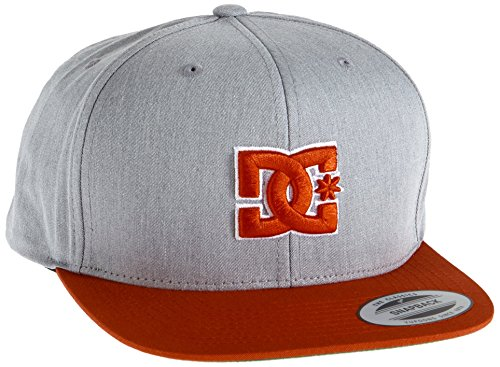 Gorra DC Shoes Snappy Gris