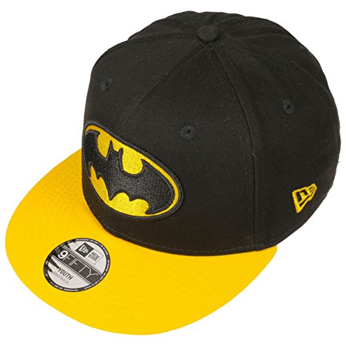 New Era Batman Hero Essential 9fifty 950 Youth Snapback Cap Kids Kinder Grösse